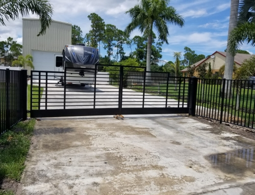 The Different Types of Driveway Gates