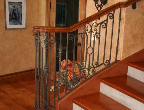 Choosing the perfect custom railings color