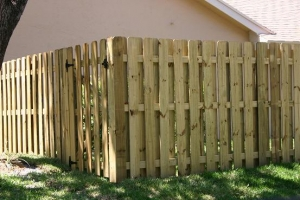 wood south florida fencing