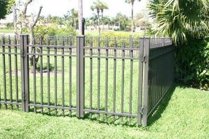 Fence in South Florida