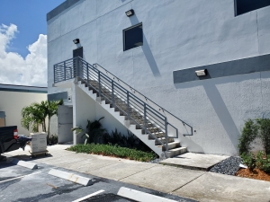 Outdoor Staircase Railings Miami